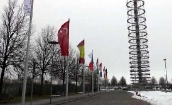 Münih Turizm Fuarı'nda Türkiye'ye Büyük İlgi