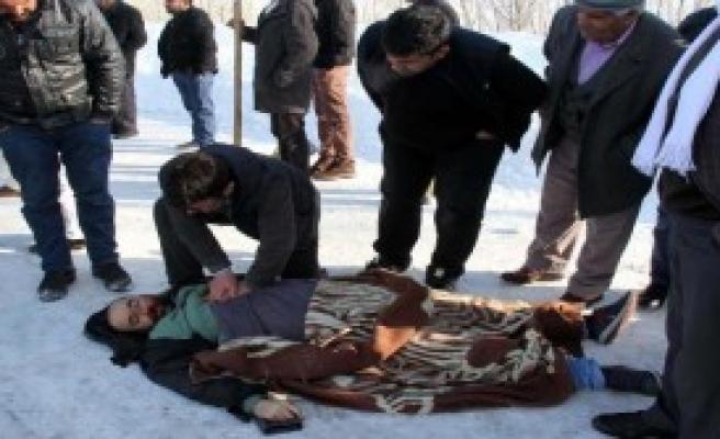 Muradiye'de Kaza; 1 Ölü, 1 Yaralı