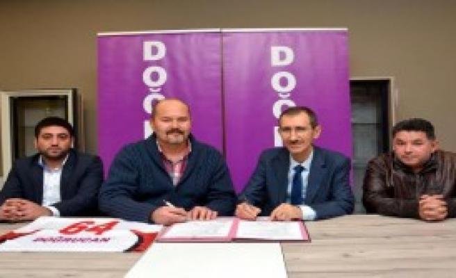 Muratbey Uşak Sportif'e Yeni Sponsor