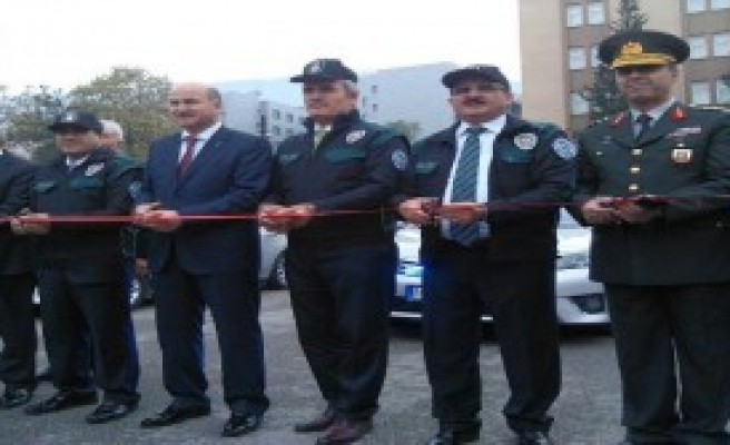 Narkotimler, Bursa'da da Göreve Başladı