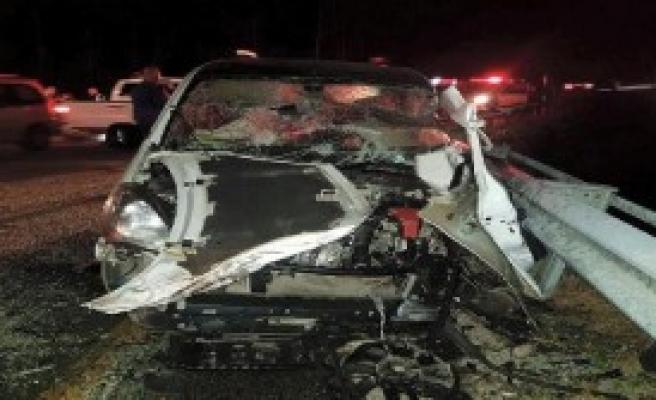 Artvin'deki Kazada Öldü