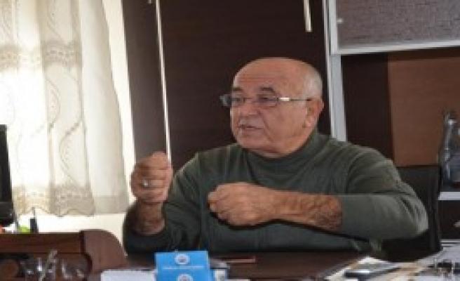 Nazilli Belediyespor'da Eker'den İsyan