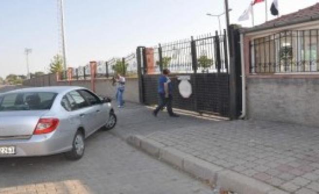 Nazilli Belediyespor'da Şok Yasak