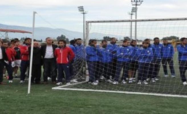Nazilli'ye Sporcu Kamp Merkezi