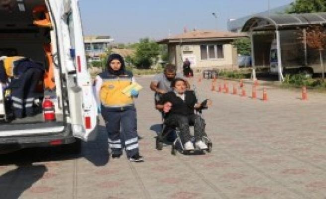 Nemrut Dağı Dönüşü Kaza