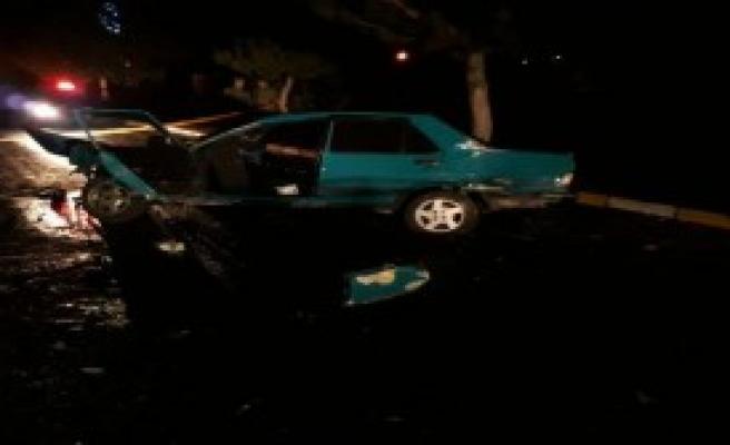 Nevşehir'de Kaza: 1 Ölü, 1 Yaralı