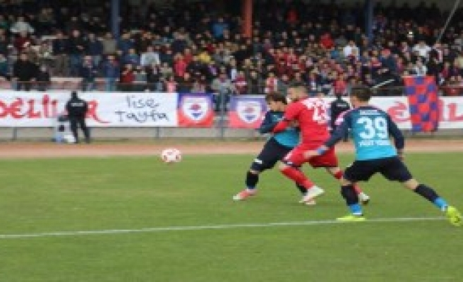Niğde Belediyespor - Fethiyespor: 2-0