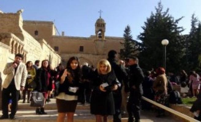 Noel'de Kudüs İçin Ortak Mesaj