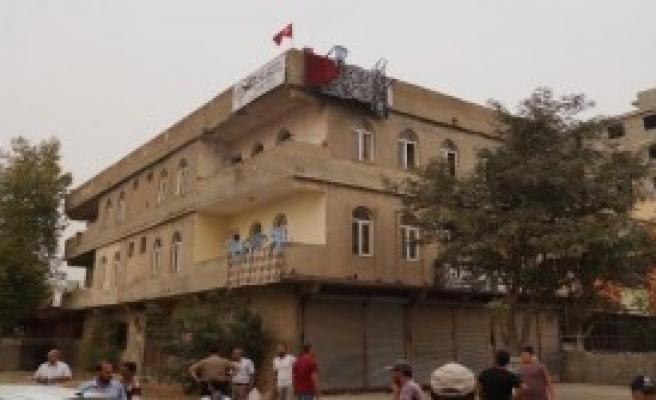 Gaziantep'te HDP Binasına Saldırı