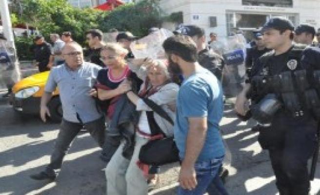 Nuriye Gülmen, Yoğun Bakıma Alındı