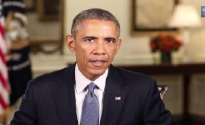 Obama: Dünya Abd'ye Güveniyor, Abd De Askerlerine