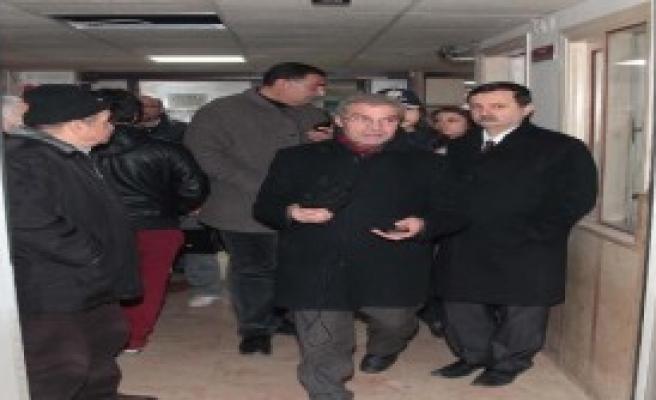 ÖDP İl Başkanı Gözaltını Alındı