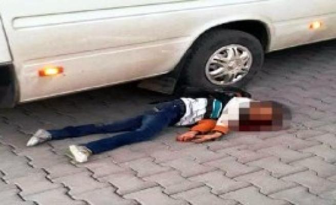 Öğrenci Servisinin Çarptığı Suriyeli Çocuk Öldü