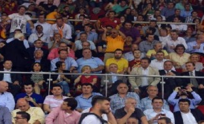 Derbide Galatasaray Liv Hospital, Seriyi 2-2'ye Getirdi
