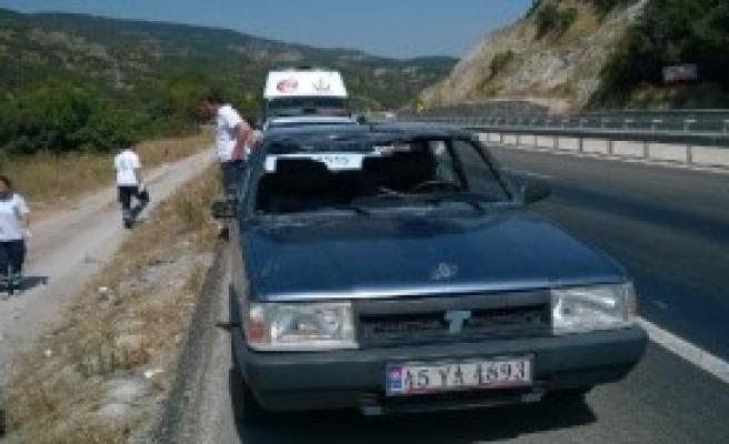 Manisa'da Kaz Kaza Yaptırdı