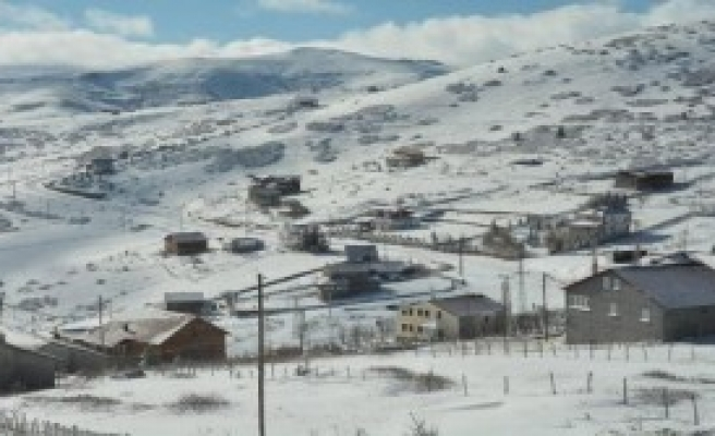 Kartpostallık Kar Manzaraları