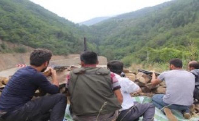 Köylülere 'Avcılık Belgesi' Şoku