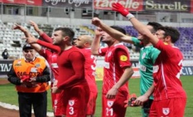 Orduspor - Samsunspor: 1-4