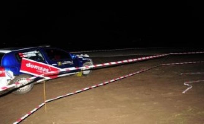 Orhangazi'de Gece Rallisi