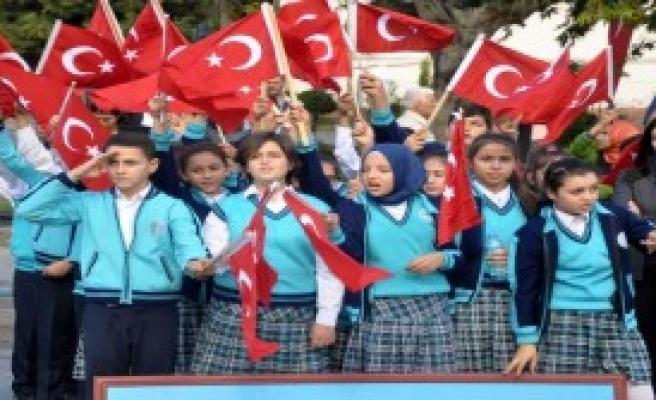 Osmaniye'de Cumhuriyet Coşkusu