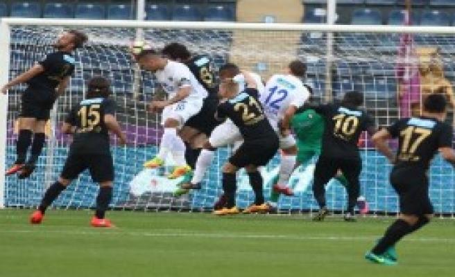 Osmanlıspor: 1 - Kasımpaşa: 2