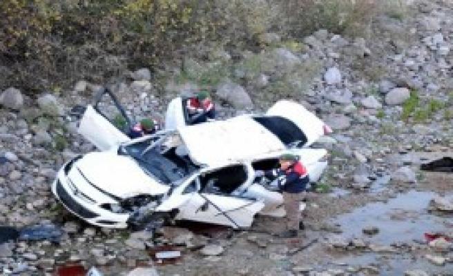 Çanakkale'de Korkunç Kaza: 2 Ölü