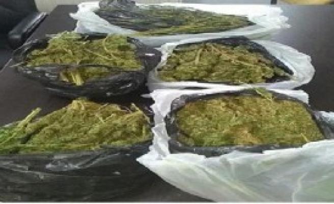 Uyuşturucu İle Yakalanınca Tutuklandılar