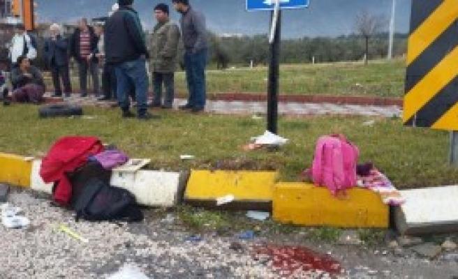 Manisa'da Feci Kaza; 6 Yaralı!