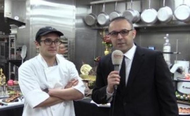 Oscar Mutfağında Bir Türk Aşçı