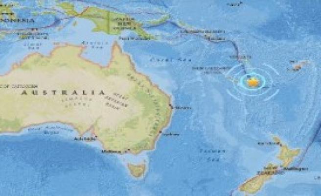 '6.8 Büyüklüğünde Deprem'