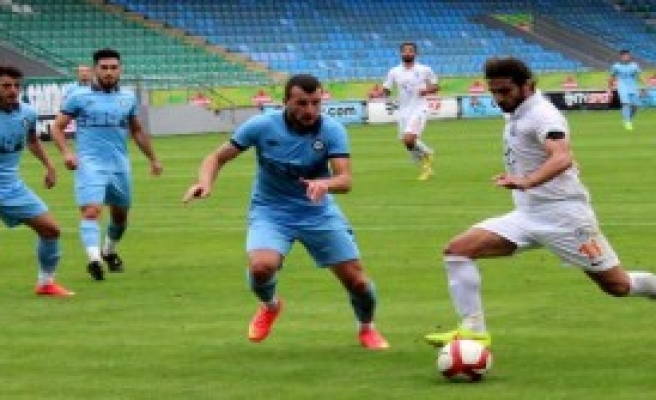 Pazarspor-Altay: 0-0