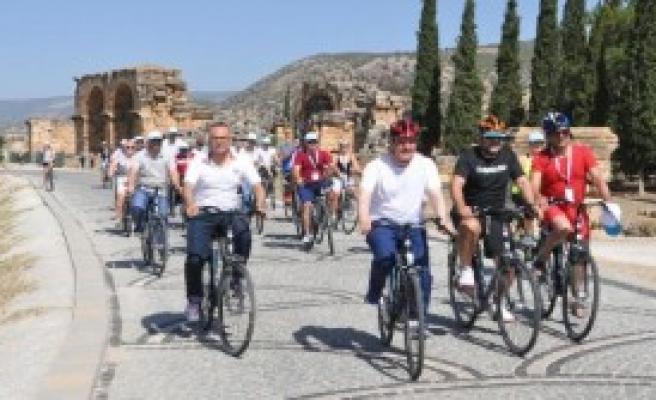 Pedallar Termal Turizm İçin Döndü