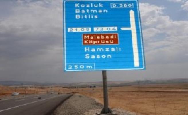 PKK Baraj Yolunda Bomba Patlattı