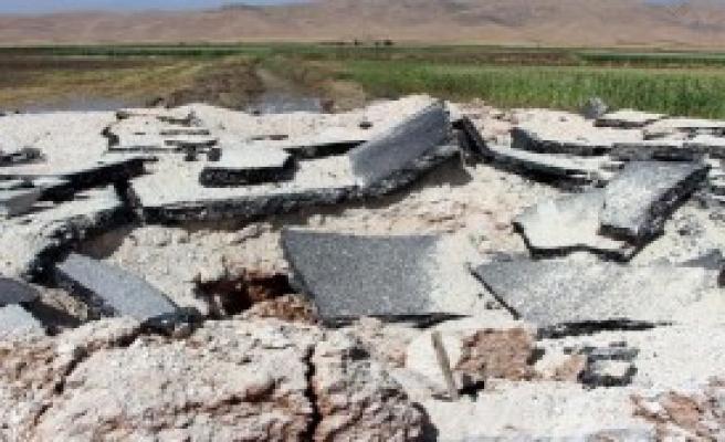 PKK'dan Nusaybin'de İpek Yolu'na Bomba