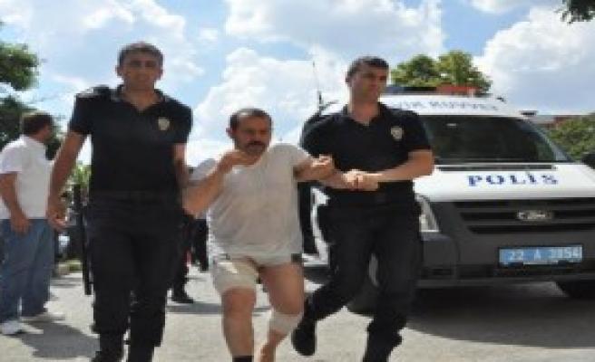 Polis, Şehidin Katili Azeri Firarinin Peşinde