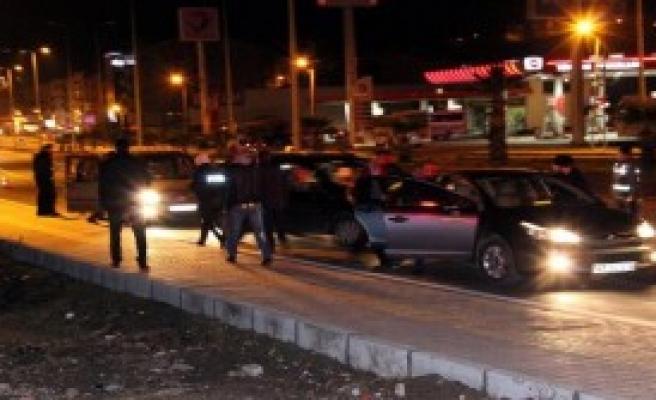 Polisten Kaçan Sürücü Alkollü Çıktı