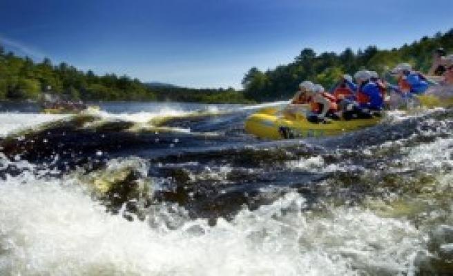 Rafting Sezonu Nevruzla Açılıyor