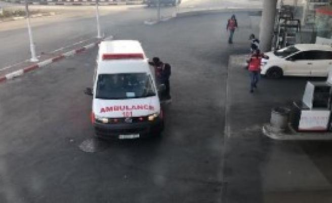 Göstericilere Gaz Bombasıyla Saldırıldı