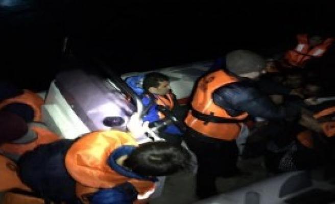 Sahil Güvenlik'ten 24 Saat Operasyon