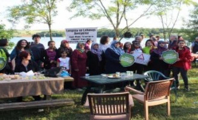 Sakarya'da Göle Osb Projesine Tepki