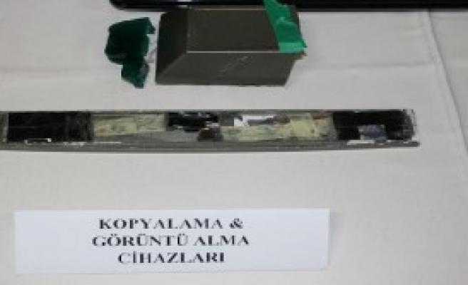 Sakarya'da Operasyon: 2 Tutuklama
