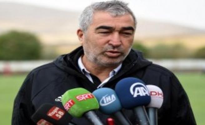 Samet Aybaba: 'Antalya Maçında Galibiyet İstiyoruz'