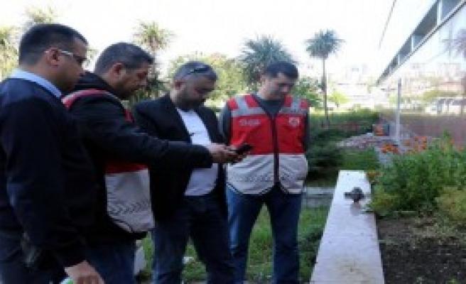 Otogarda El Bombası Paniği