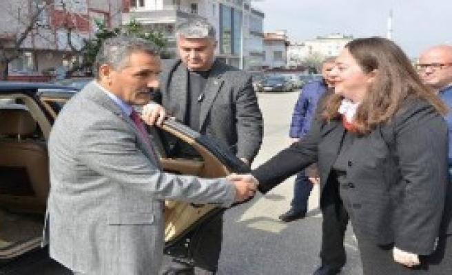 Kaymak: Türkiye'yi Bölmek İstiyorlar