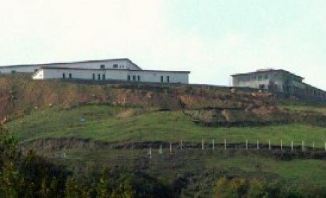 Samsun'da Köye Cezaevi Piyangosu