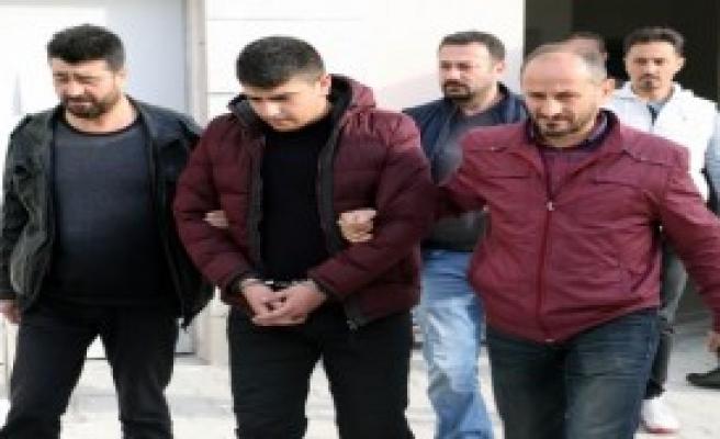 Samsun'da Silahlı Yaralama