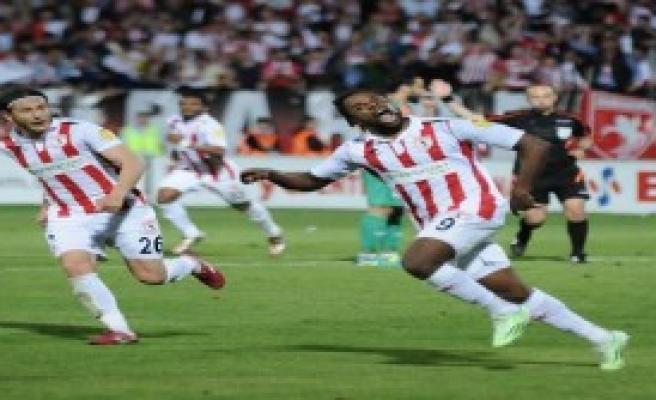 Samsunspor 5–1 Albimo Alanyaspor