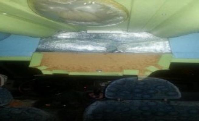 Şanlıurfa 193 Kilo Esrara 4 Gözaltı