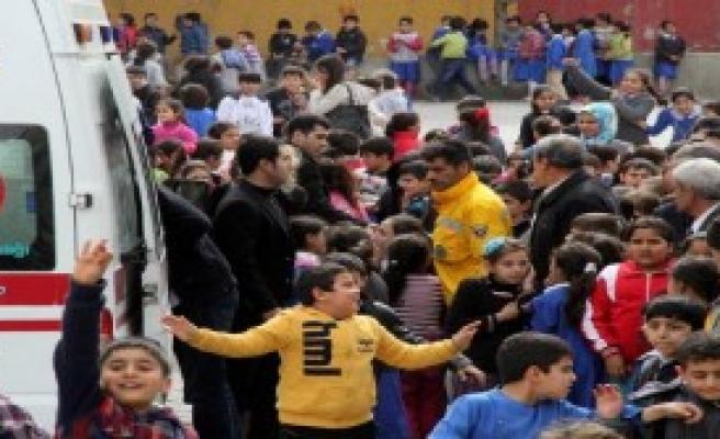 Şanlıurfa'da 46 Öğrenci Zehirlendi