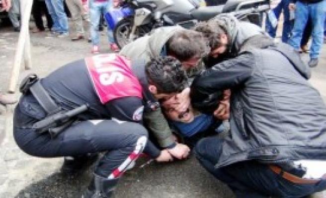 Şanlıurfa'da Gerginlik: 11 Gözaltı!